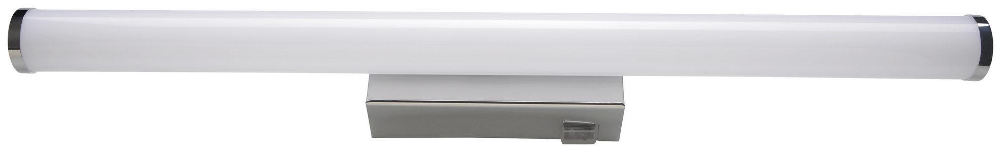 ZIDNA LED LAMPA - Bela, Konvencionalno, Plastika/Metal (60/6,5/8,5cm) - Celina