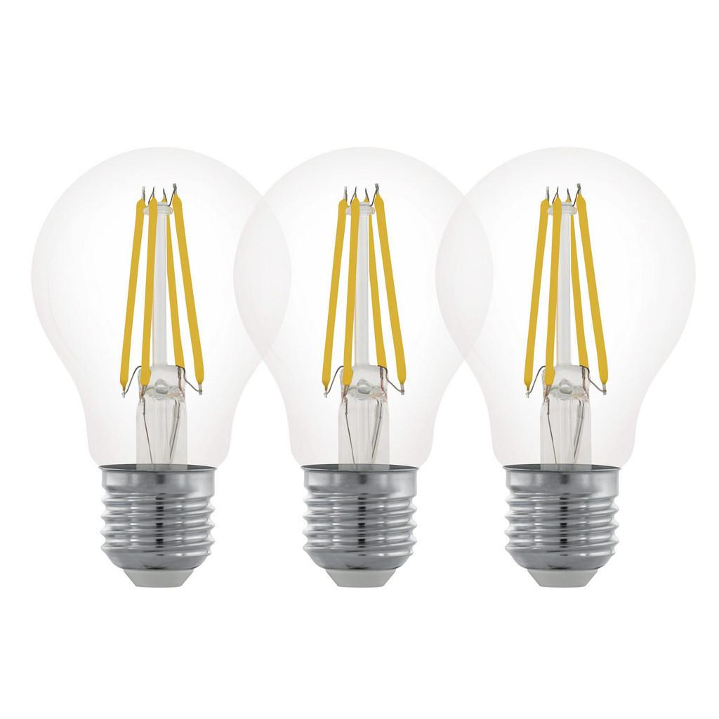 XXXL LED-LEUCHTMITTEL 6,5 W, Weiß