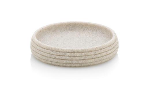 SEIFENSCHALE - Beige, Kunststoff (11,5/2,5cm) - Kela