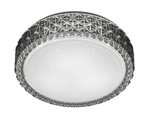 LED-DECKENLEUCHTE - Grau, Basics, Kunststoff (28,0/9,0cm) - Boxxx