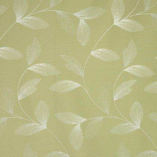 VORHANGSTOFF per lfm blickdicht - Grün, KONVENTIONELL, Textil (154cm) - Esposa
