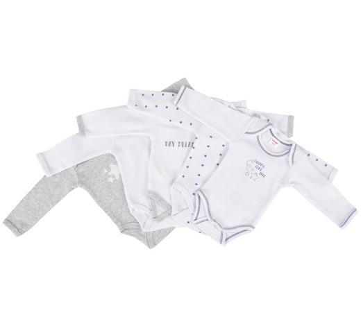 BABYBODY-SET - Basics, Textil (50/56null) - My Baby Lou