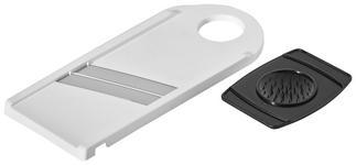 GEMÜSEHOBEL - Weiß, Basics, Kunststoff/Metall (29/11cm) - Homeware