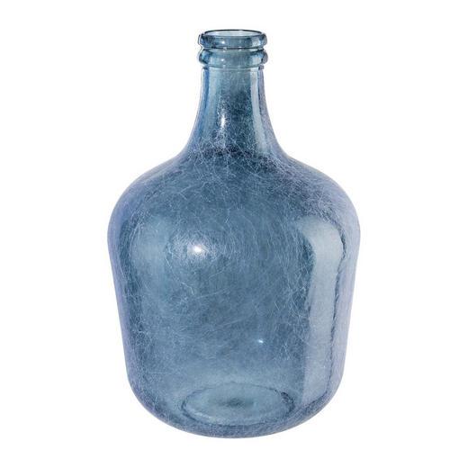 DEKOVASE - Blau, Basics, Glas (27/42cm)
