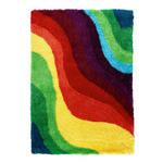 HOCHFLORTEPPICH  120/170 cm  getuftet  Multicolor - Multicolor, Basics, Textil (120/170cm) - Novel