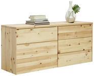 KOMMODE 140/62/41 cm  - Natur, Holz (140/62/41cm) - Valnatura