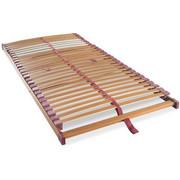 LATTENROST 140/200 cm Buche ,Schichtholz - Beige/Braun, Basics, Holz (140/200cm) - Sembella