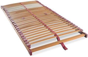 LATTENROST 90/200 cm Buche ,Schichtholz - Beige/Braun, Basics, Holz (90/200cm) - SEMBELLA