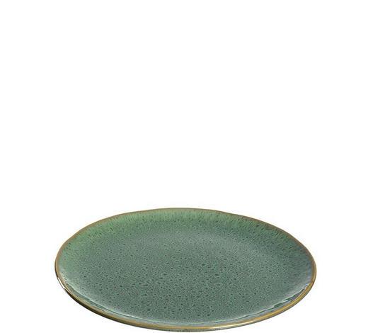 TELLER 27 cm - Grün, LIFESTYLE, Keramik (27cm) - Leonardo