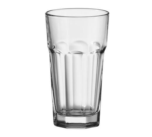 SKLENIČKA NA LONGDRINK - čiré, Konvenční, sklo (0,34l) - Homeware