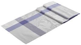 TISCHLÄUFER 40/140 cm - Blau, KONVENTIONELL, Textil (40/140cm) - Esposa