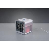Luftkühler - Weiß, Design, Kunststoff (17/17/17cm)