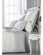 POSTELJNINA GWEN - bela, Konvencionalno, tekstil (140/200cm) - Curt Bauer