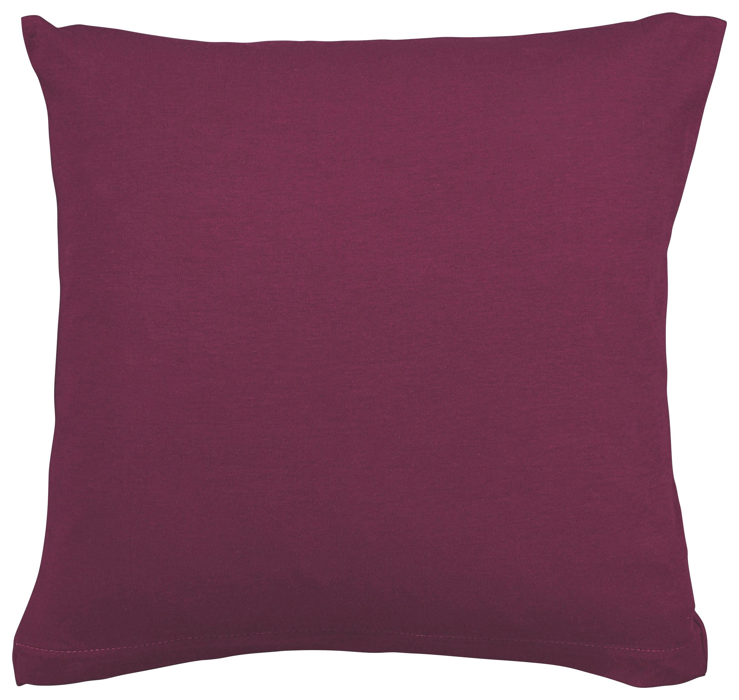 KISSENHÜLLE Beere 40/40 cm - Beere, Textil (40/40cm) - SCHLAFGUT