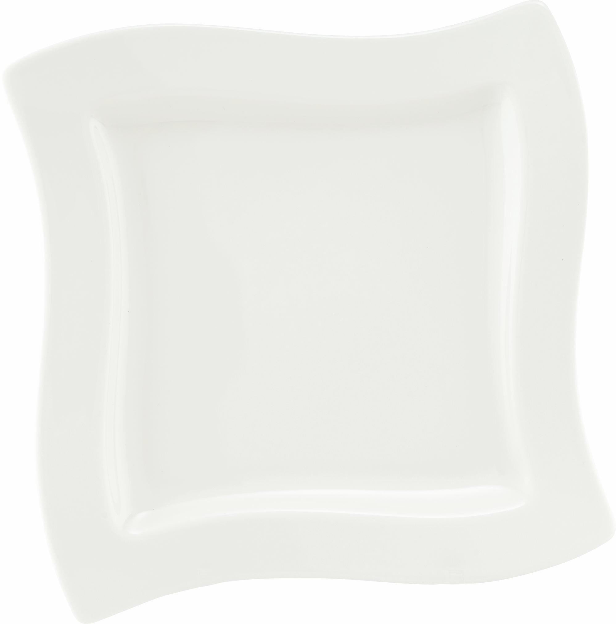 DESSERTTELLER 24/24 cm - Weiß, Basics, Keramik (24/24cm) - VILLEROY & BOCH