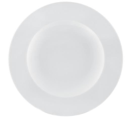 TALÍŘ - bílá, Design, keramika (31,5cm) - Seltmann Weiden