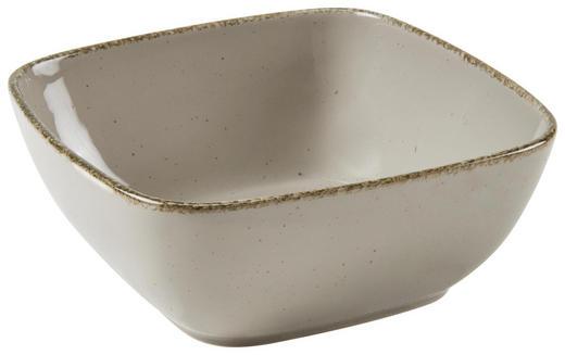 SCHALE - Grau, Trend, Keramik (22/22cm) - Ritzenhoff Breker