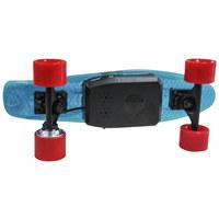 LONGBOARD AX01 FUN - Blau, KONVENTIONELL, Kunststoff (15/59cm)