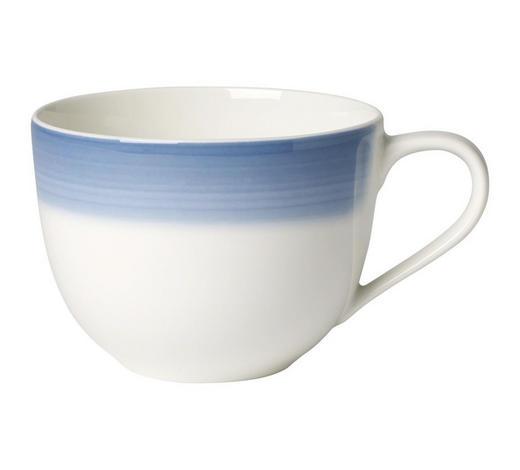 KAFFEETASSE 230 ml - Blau/Creme, KONVENTIONELL, Keramik (0,23l) - Villeroy & Boch