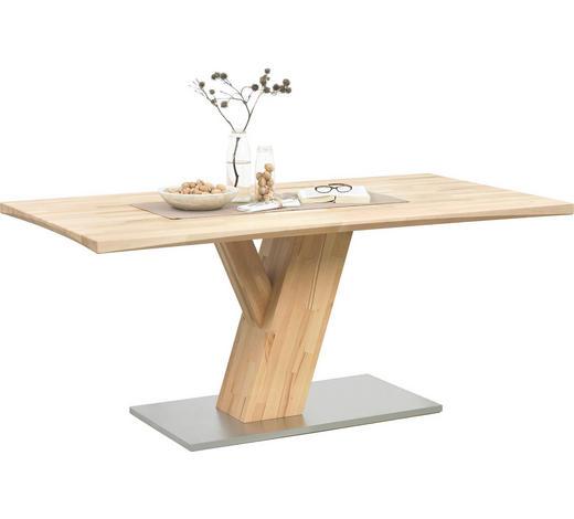 esszimmertisch kernbuche nachbildung, esstisch kernbuche massiv rechteckig buchefarben online kaufen, Design ideen