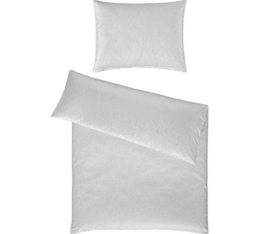 BETTWÄSCHE 140/200 cm  - Weiß, LIFESTYLE, Textil (140/200cm) - Curt Bauer