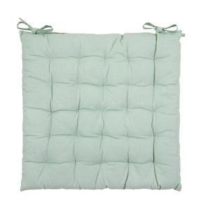 SITTDYNA - mintgrön, Basics, textil (40/40/3cm) - Boxxx