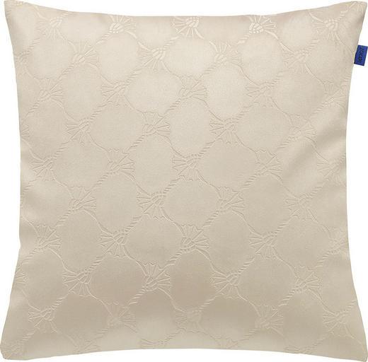 KISSENHÜLLE Beige 48/48 cm - Beige, Basics, Textil (48/48cm) - Joop!