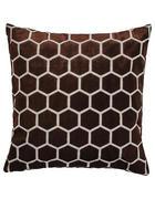 ZIERKISSEN - Braun, Design, Textil (45/45cm)