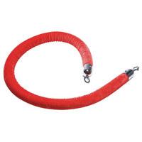 KORDEL - Rot, Design, Textil/Metall (150/4/4cm)