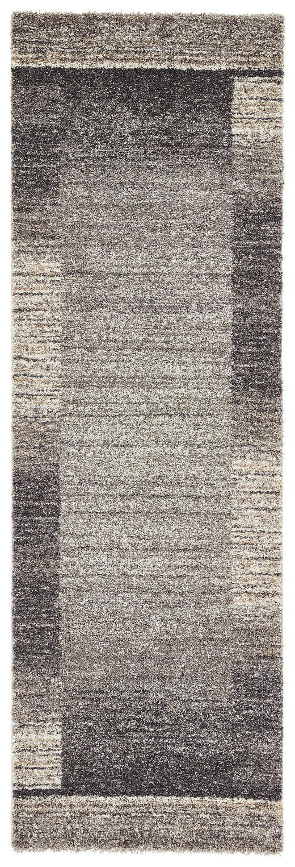 LÄUFER  80/240 cm  Grau - Grau, Basics, Textil (80/240cm) - Novel