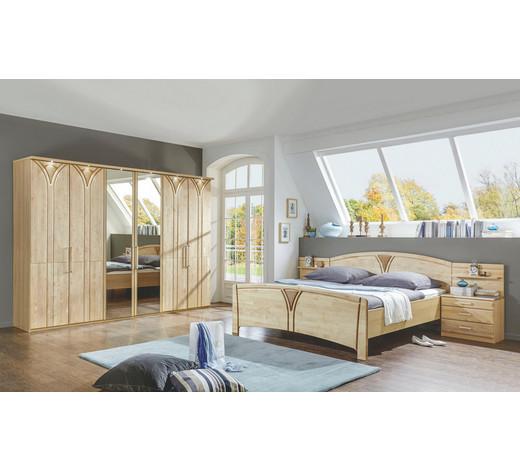 schlafzimmer in birkefarben birkefarben konventionell glasholz 180200cm - Schlafzimmer Bilder Kaufen