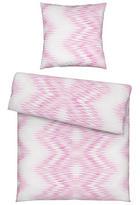 BETTWÄSCHE Seersucker Rosa 135/200 cm - Rosa, Trend, Textil (135/200cm) - Esposa