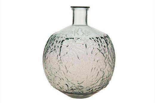 VASE - Transparent, Trend, Glas (44cm)