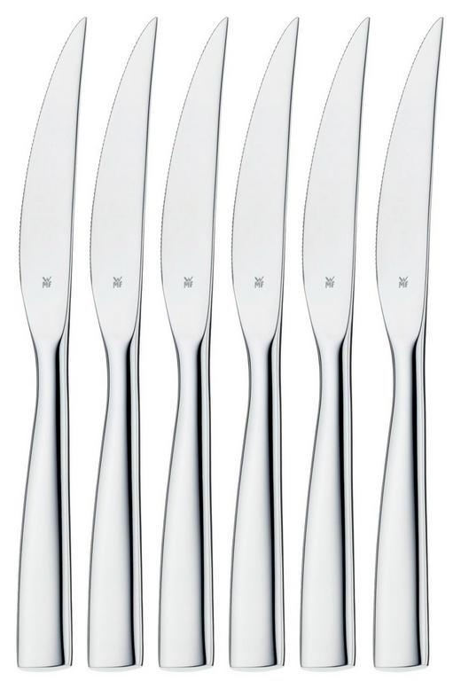 STEAKMESSERSET 6-teilig - Basics, Metall (20cm) - WMF