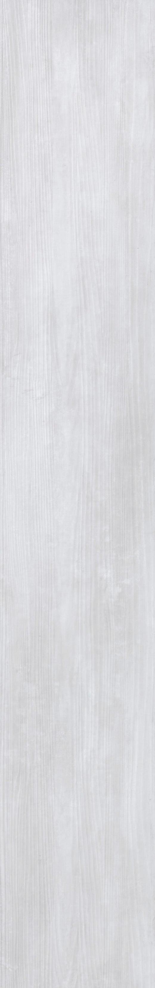 DESIGNBODEN  Weiß  per Paket - Weiß, Basics, Kunststoff (121/19/0,5cm) - Venda