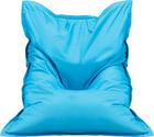 SITZSACK in Textil Petrol - Petrol, Design, Textil (180/14/140cm) - Boxxx