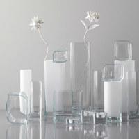 VASE 20 cm - Klar, Basics, Glas (20cm) - Leonardo