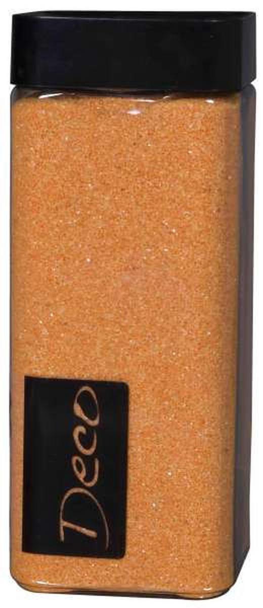 DEKORATIONSSAND - orange, Basics (0.55l) - AMBIA HOME