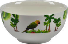 MÜSLISCHALE 14 cm  - Multicolor, Trend, Keramik (14cm) - Landscape