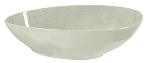 SALATSCHÜSSEL Feinsteinzeug - Creme, Basics (19,5/18/5,9cm) - ASA
