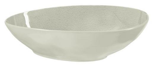 SALATSCHÜSSEL Feinsteinzeug Keramik - Creme, Basics, Keramik (19,5/18/5,9cm) - ASA