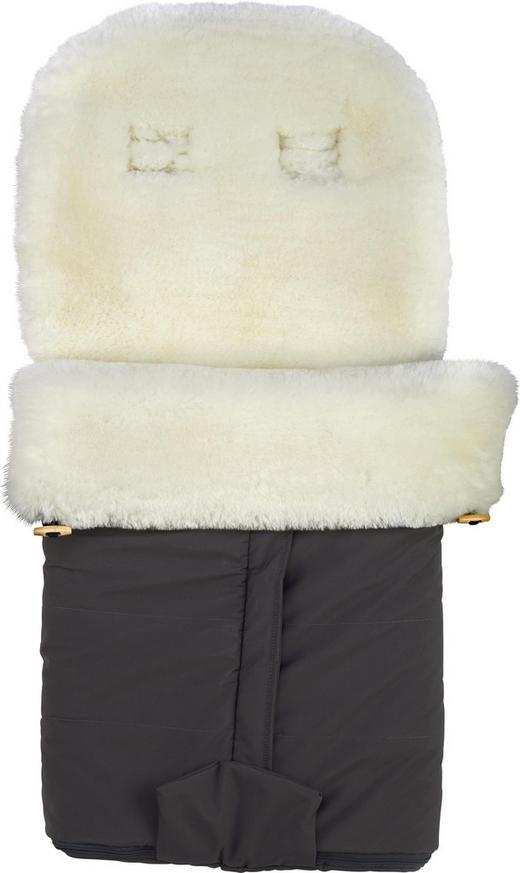 FELLSACK - Grau, Basics, Textil (49/100cm) - Jimmylee