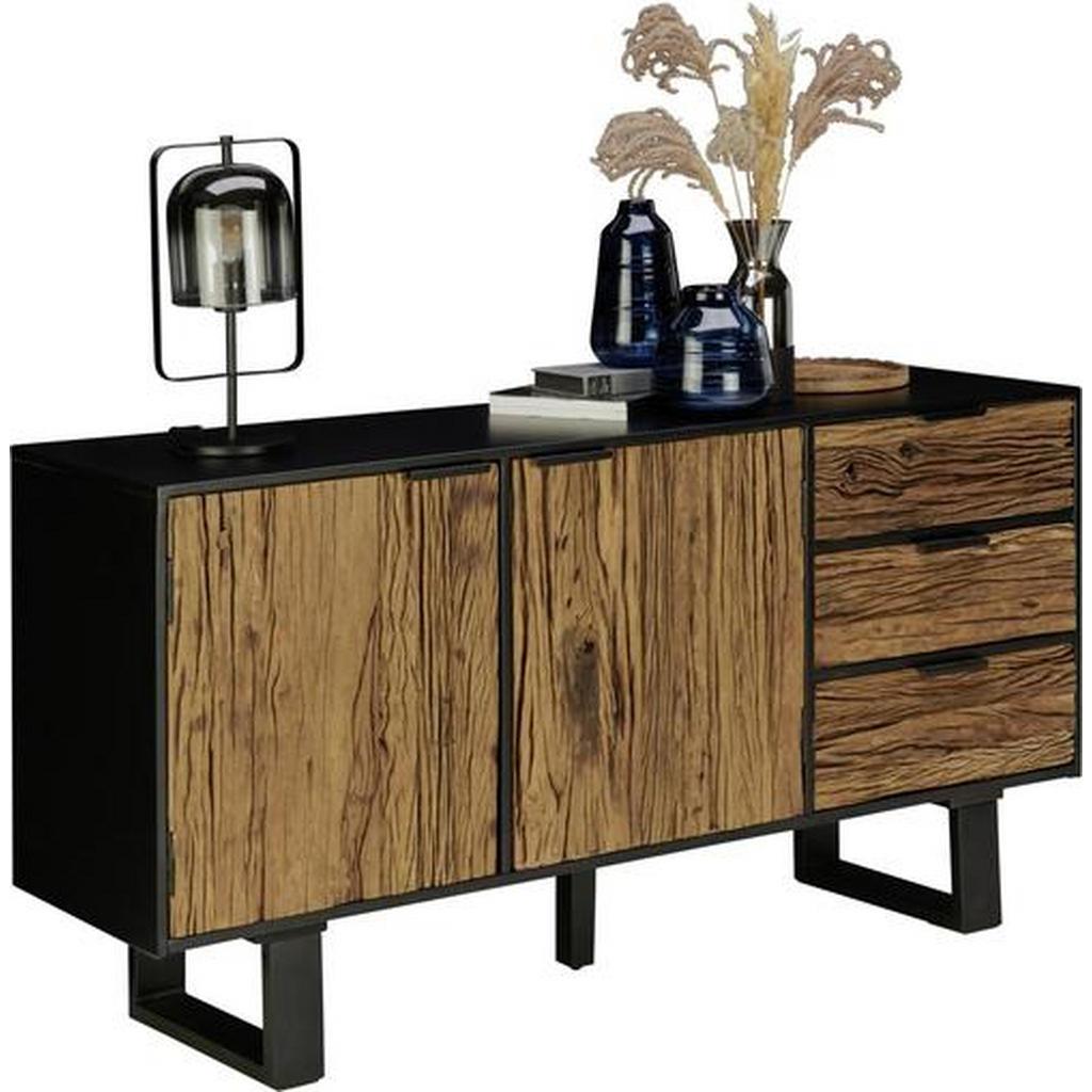 Landscape Sideboard altholz hartholz naturfarben