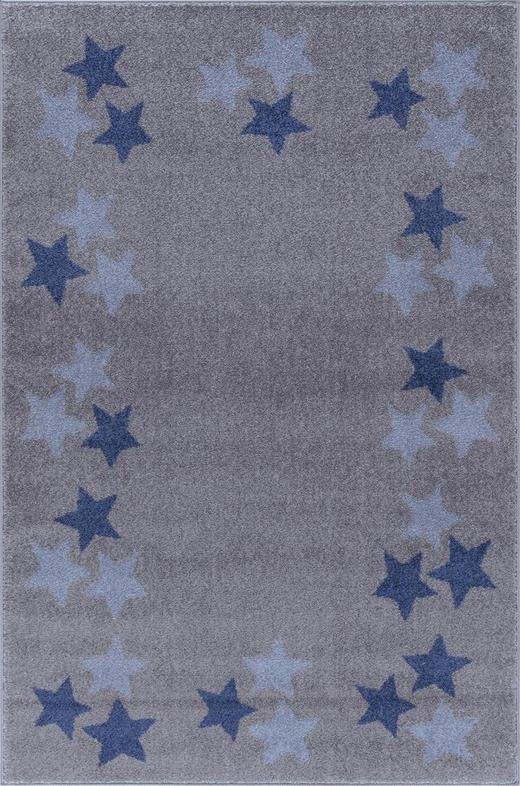 KINDERTEPPICH  160/230 cm  Silberfarben - Silberfarben, Textil (160/230cm)