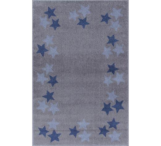 KINDERTEPPICH  120/180 cm  Silberfarben   - Silberfarben, Textil (120/180cm)
