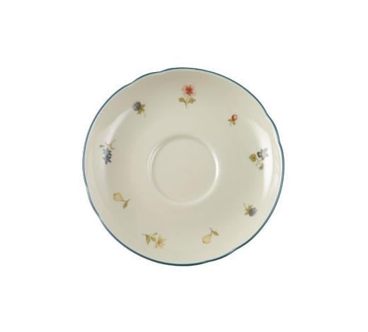 UNTERTASSE  - Weiß, Basics, Keramik (0,21l) - Seltmann Weiden
