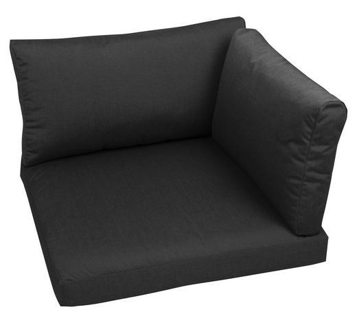 PALETTENKISSEN - Anthrazit, Design, Textil (73x72/60x40cm)