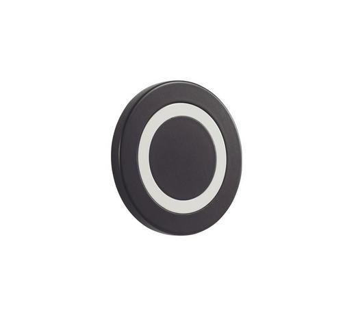 WANDGARDEROBE Now! Minimo - Schwarz/Weiß, Trend, Holzwerkstoff (12cm) - Hülsta