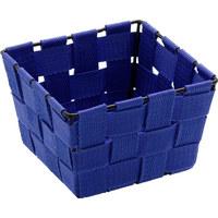 KORB - Blau, Basics, Kunststoff (14/9/14cm)