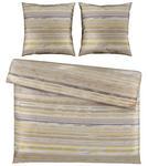BETTWÄSCHE Satin Gelb 200/200 cm  - Gelb, KONVENTIONELL, Textil (200/200cm) - Esposa